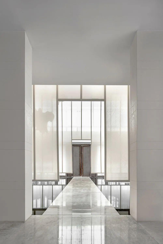 广州珠光云山壹号会所室内设计 / W.Design 无间设计