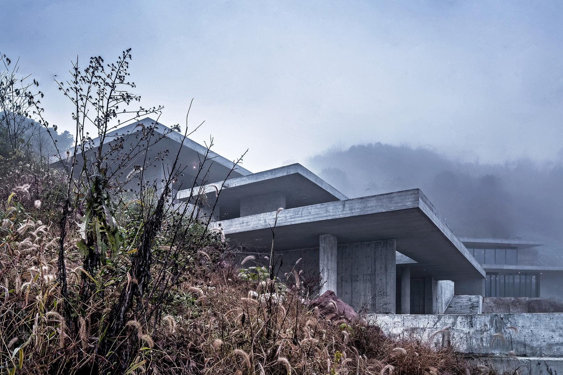 """威尼斯双年展主题展参展建筑师孟凡浩:建筑如何引领""""共生""""。"""