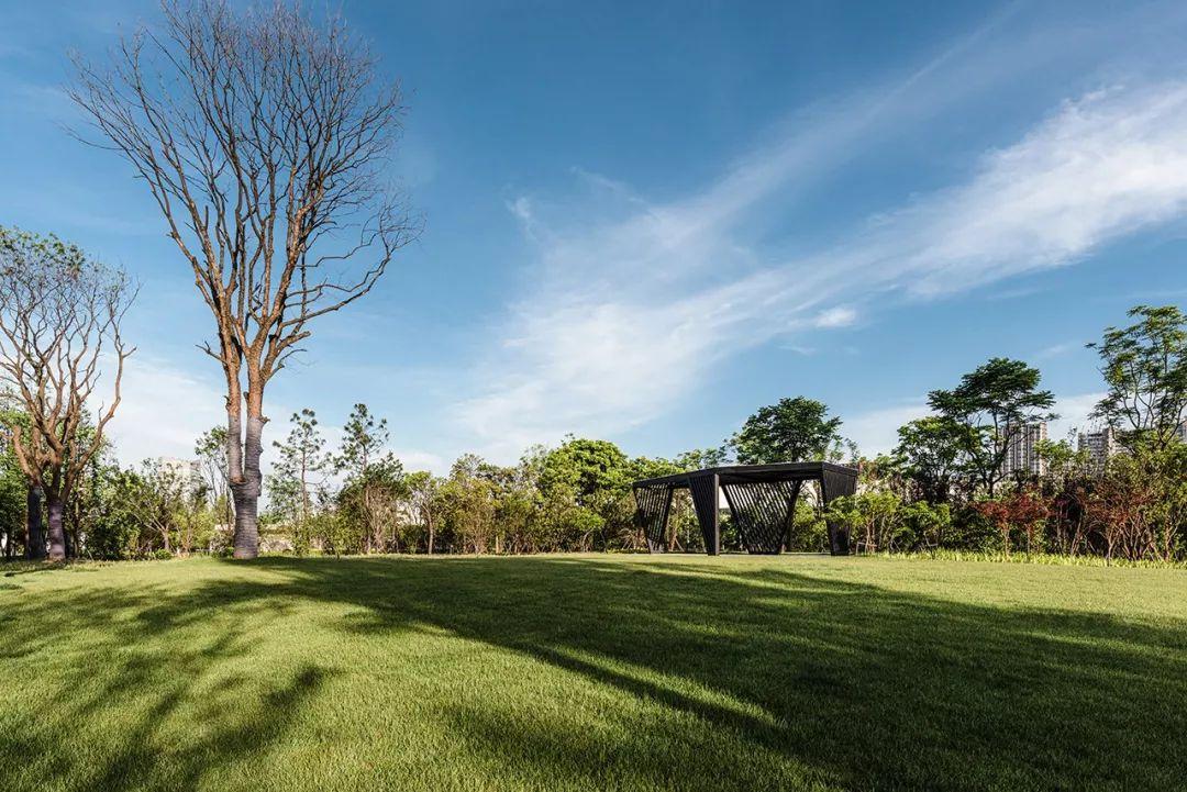 华为杭州生产基地改(扩)建项目景观设计 / EADG泛亚国际