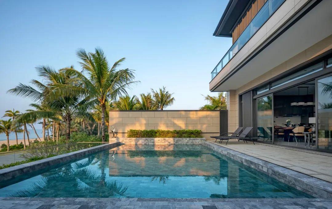 中海神州半岛九玺院景观设计 / ACA麦垦景观