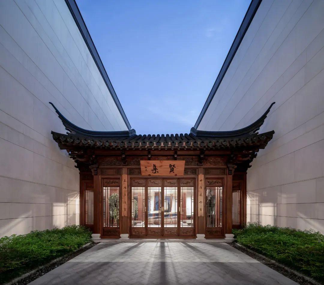 苏州仁恒聚思园 建筑设计 / 日清设计
