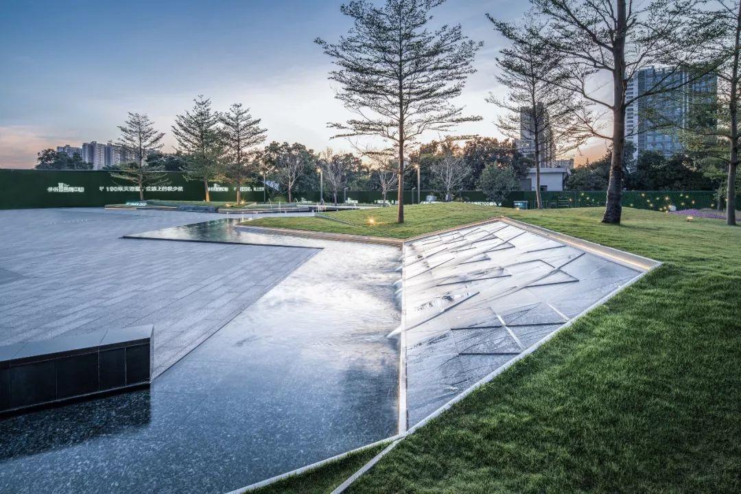 广州保利 · 335金融中心景观设计 / GVL怡境国际集团
