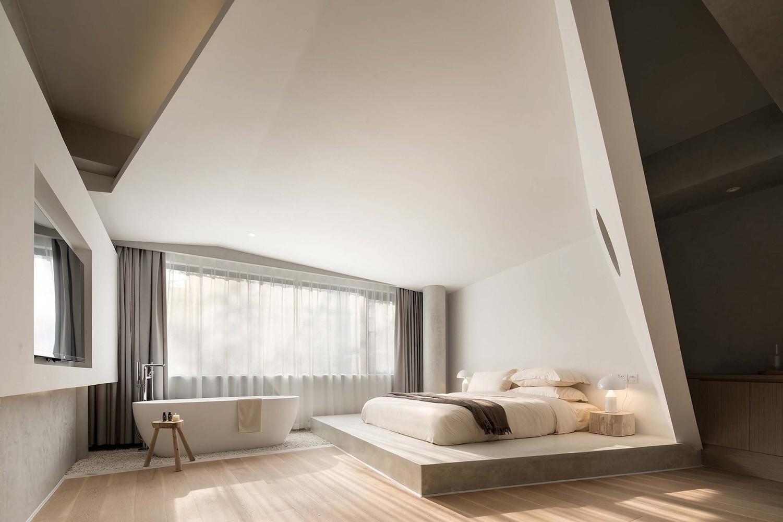 来野·莫干山民宿 建筑设计 / 杭州时上建筑空间设计事务所