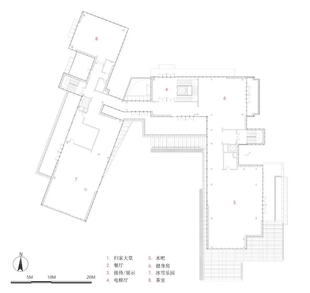 张家口万科京城上方建筑设计 / 日清设计