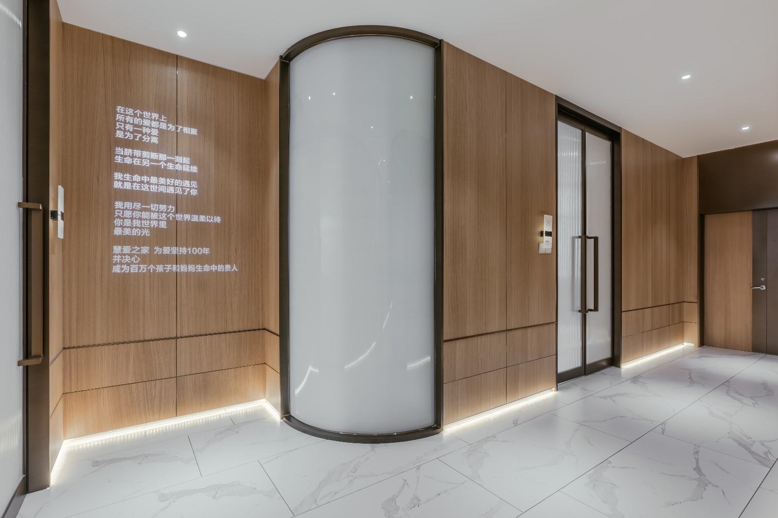 长葛•慧爱之家产后恢复中心室内设计 / 一品设计