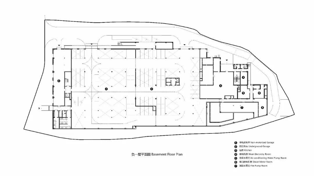 文成森林氧吧小镇客厅 建筑设计 / GLA建筑设计
