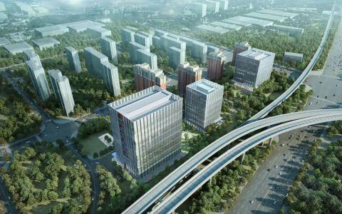 北京 小米智慧产业示范基地 建筑letou国际米兰下载 / DC国际