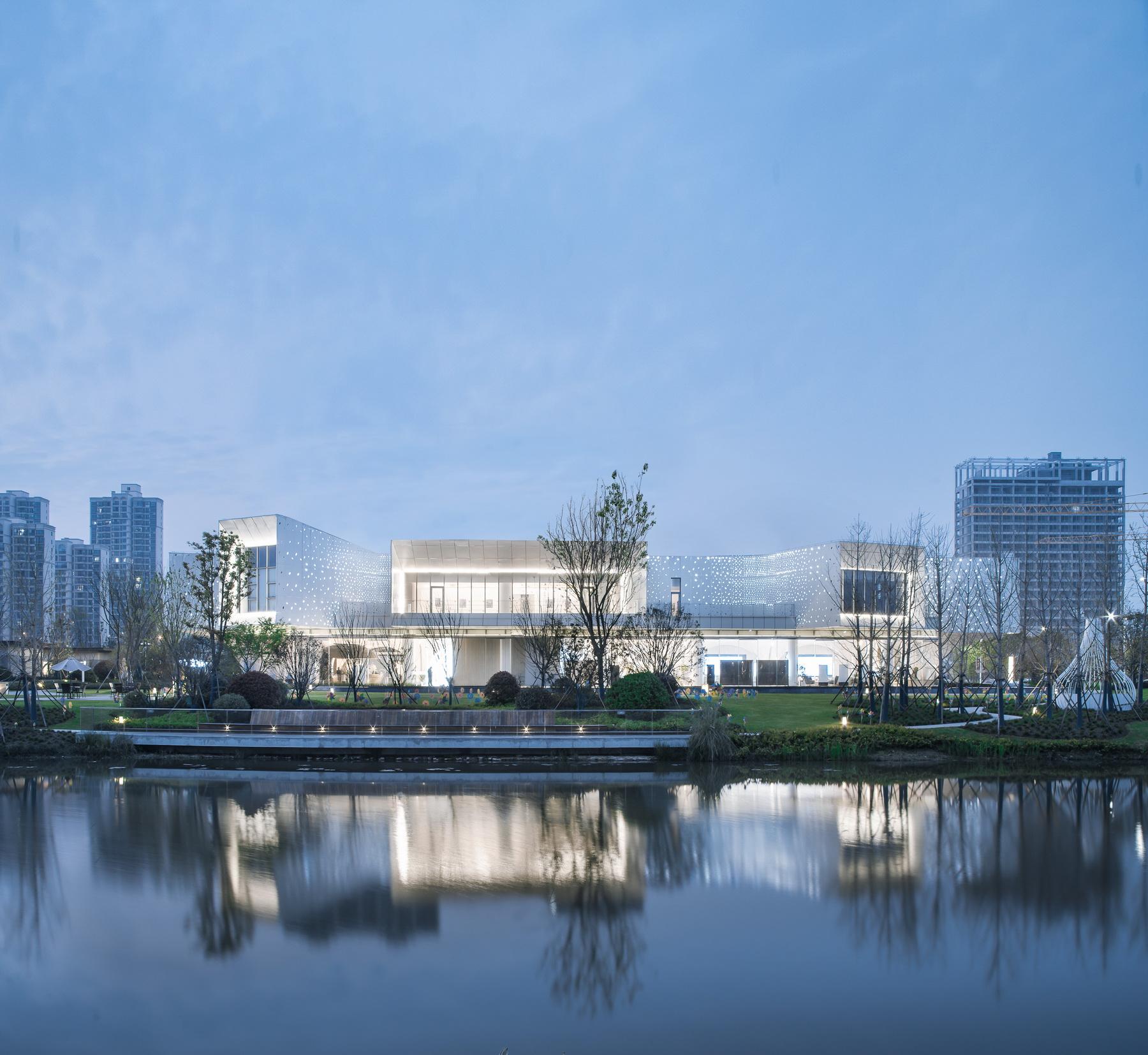 宁波祥源 · 源美术馆 建筑设计 / 水石设计