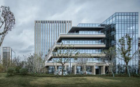 宁波国际新材料创新中心建筑letou国际米兰下载 / DC国际