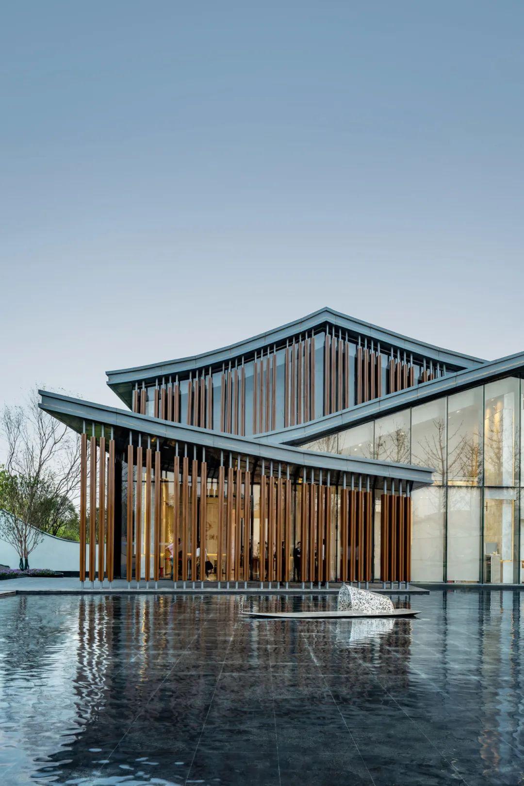 阳光城青山湖·文澜府建筑设计 / Taichin天青设计