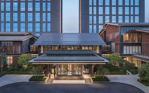 河北宾馆 · 安悦酒店建筑letou国际米兰下载 /  LWK + PARTNERS
