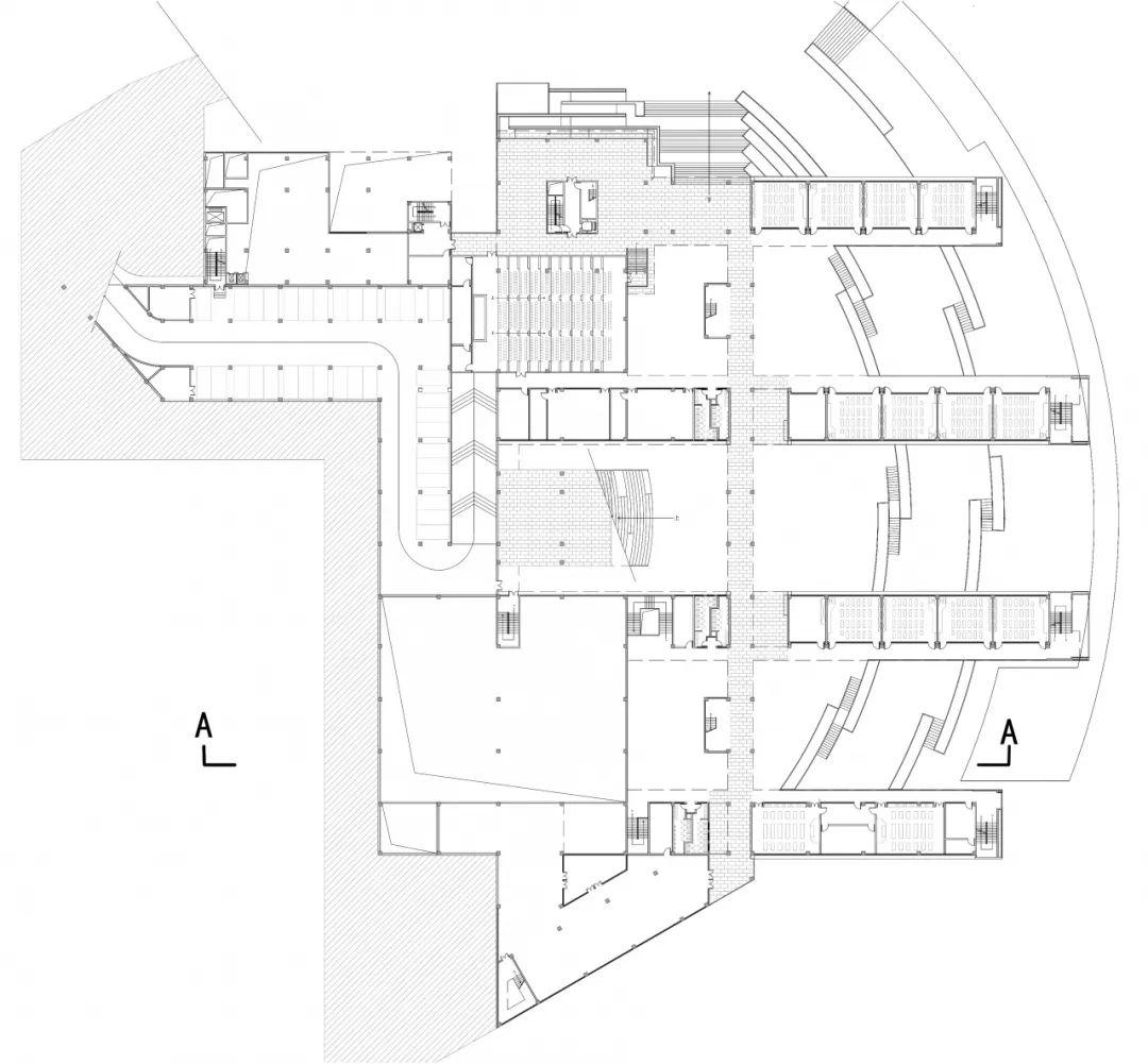 深圳盐田区云海学校 建筑设计 / AUBE欧博设计