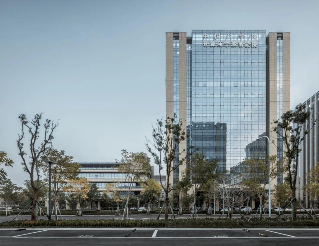 宁波国际新材料创新中心建筑设计 / DC国际