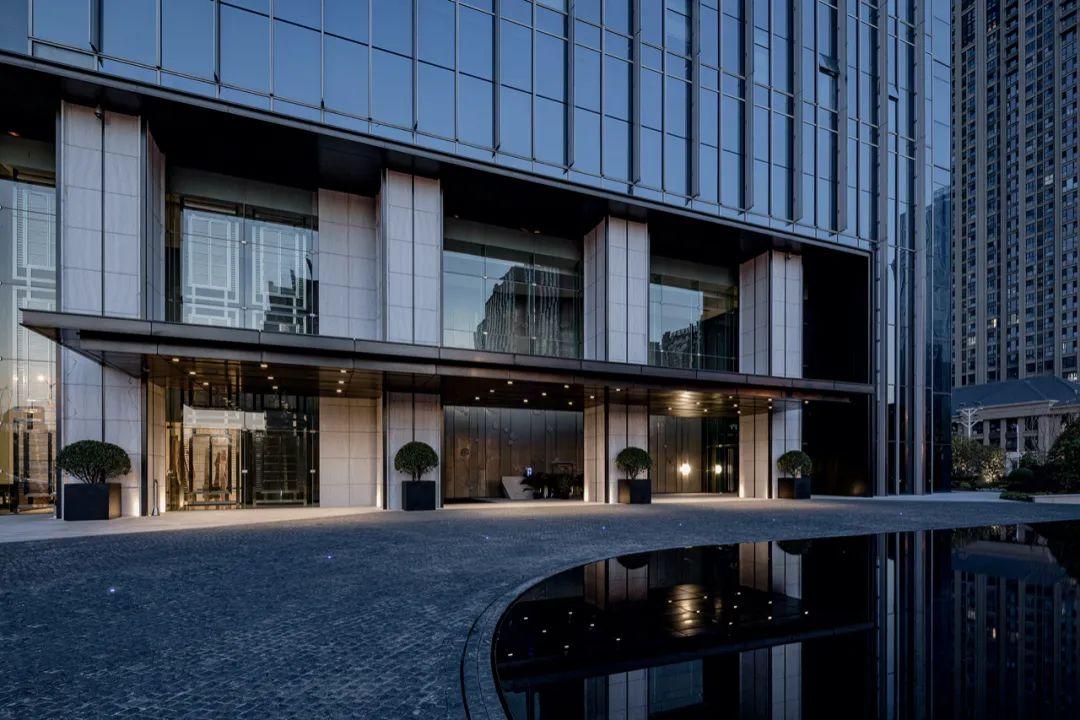 合肥君悦酒店景观设计/  InstinctFabrication本色营造