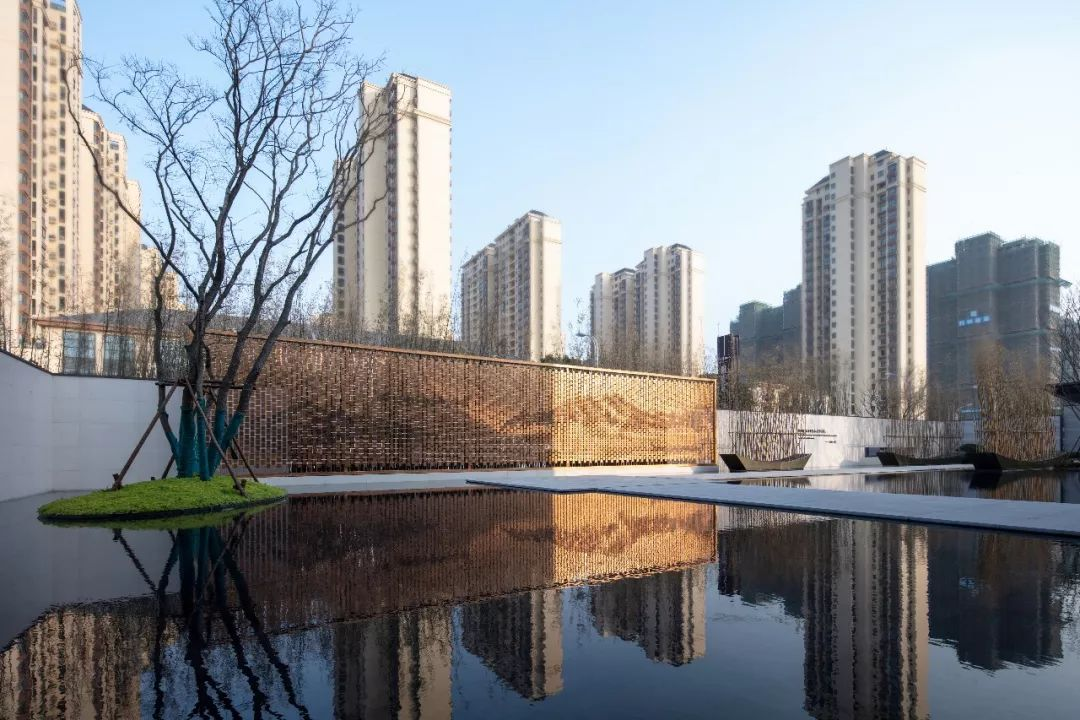 苏州阳光城 · 檀苑景观设计 / HWA安琦道尔