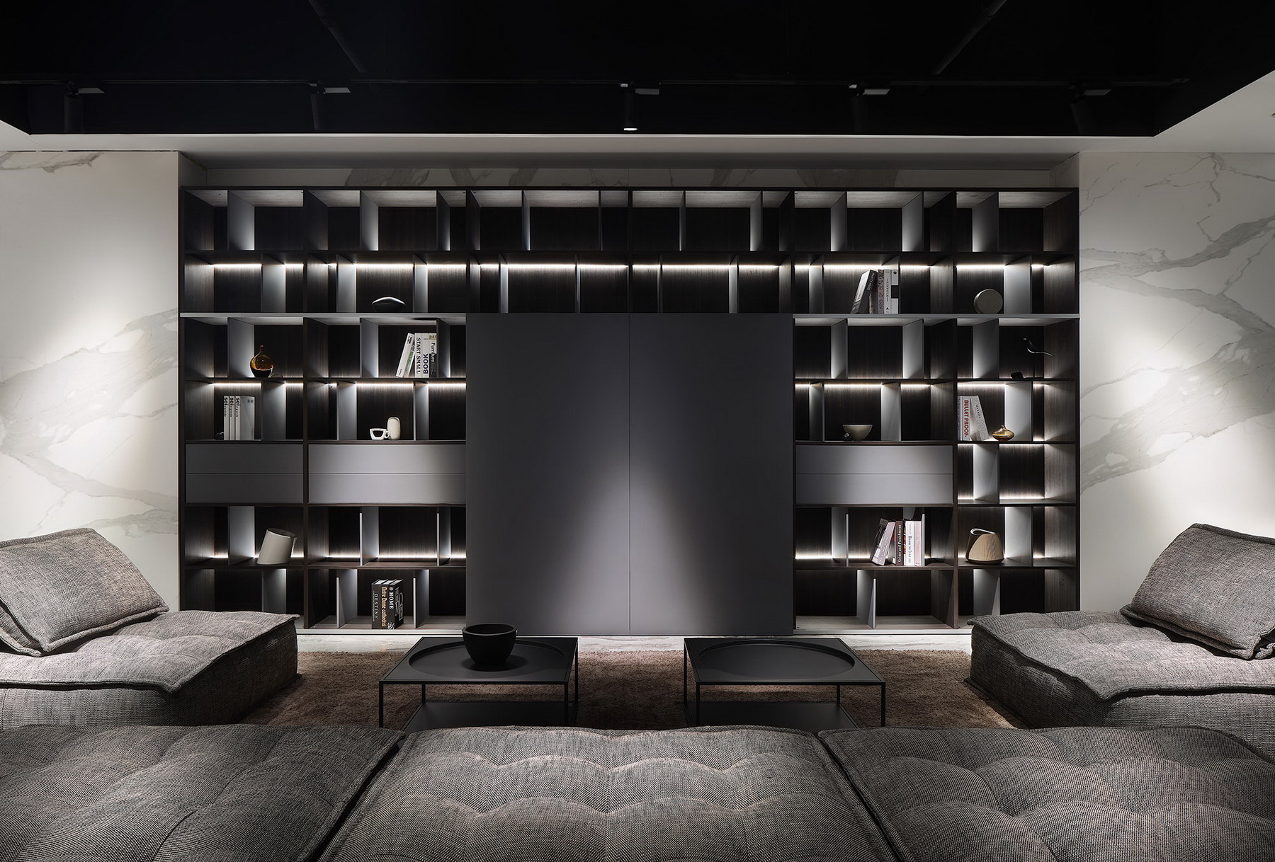 上海 特铭家居展厅旗舰店 室内设计 / 王征设计工作室