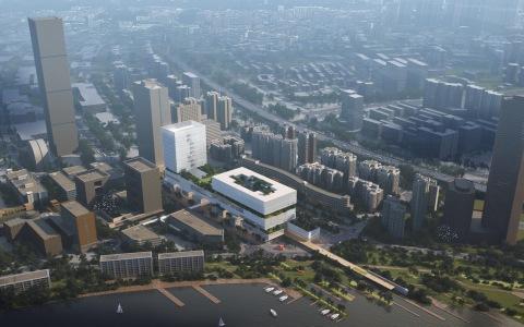 深港科技创新合作区深方园区首批项目 /  一境建筑letou国际米兰下载