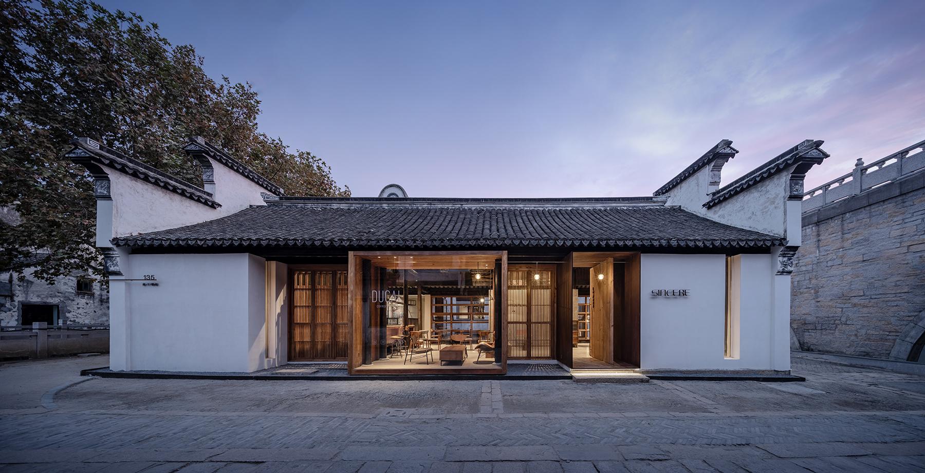 无锡挚舍南禅观水酒店 建筑设计 / 本哲建筑