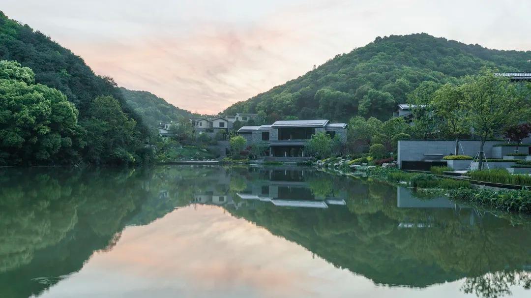湘湖逍遥庄园 建筑设计 / goa大象设计