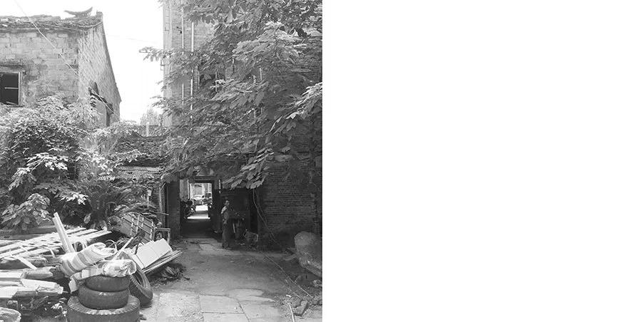 临海余丰里民宿 建筑letou国际米兰下载 / 零壹城市建筑事务所