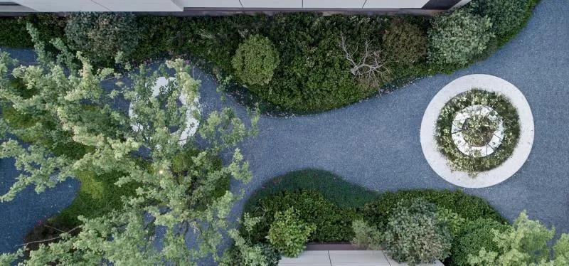 金科·济南集美天悦 景观设计 /  伍道国际