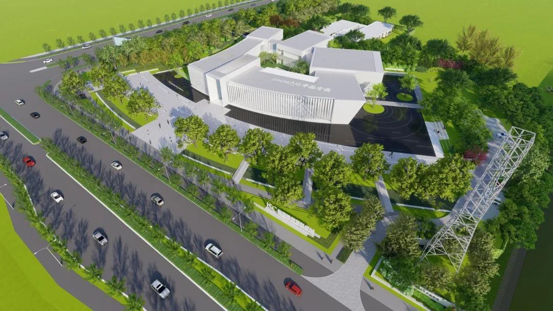 金茂 ISC 张家港智慧科学城 景观设计 / HWA 安琦道尔