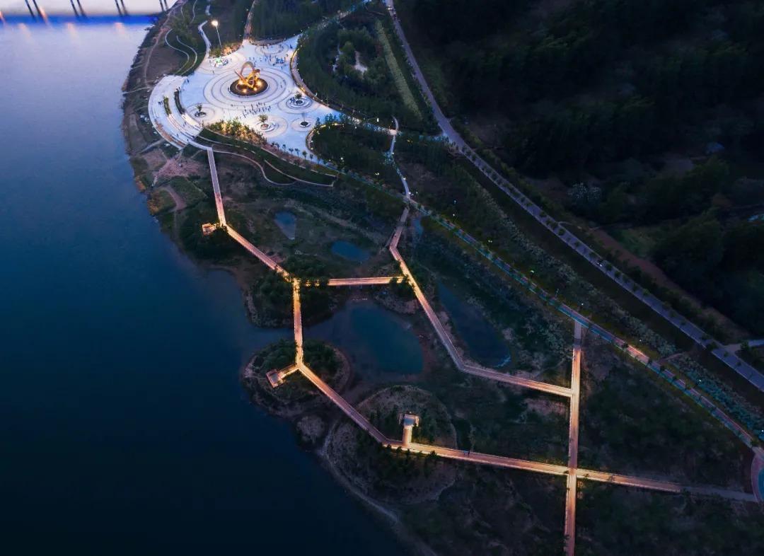 襄城北汝河国家湿地公园 景观设计 / LAURENT罗朗景观