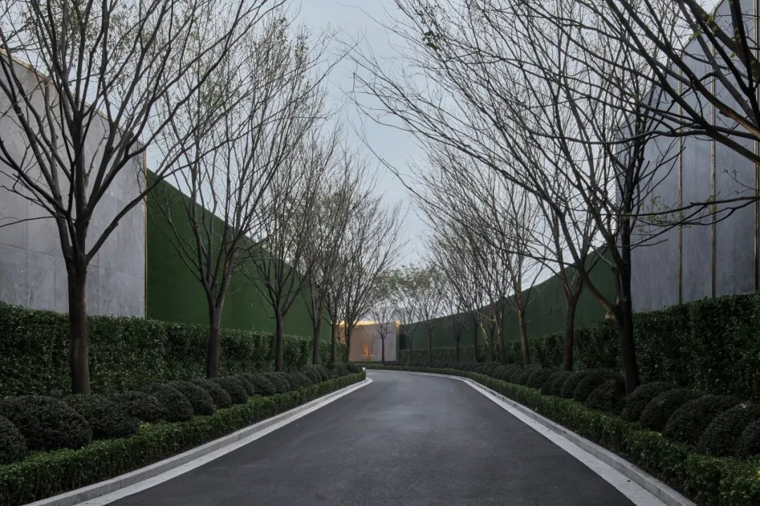 绍兴万科·芳塔纳丽生活美学馆 建筑设计 / AAI国际建筑