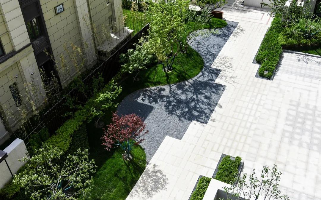 济南 新城和昌·湖畔樾山 景观设计 / 原构设计