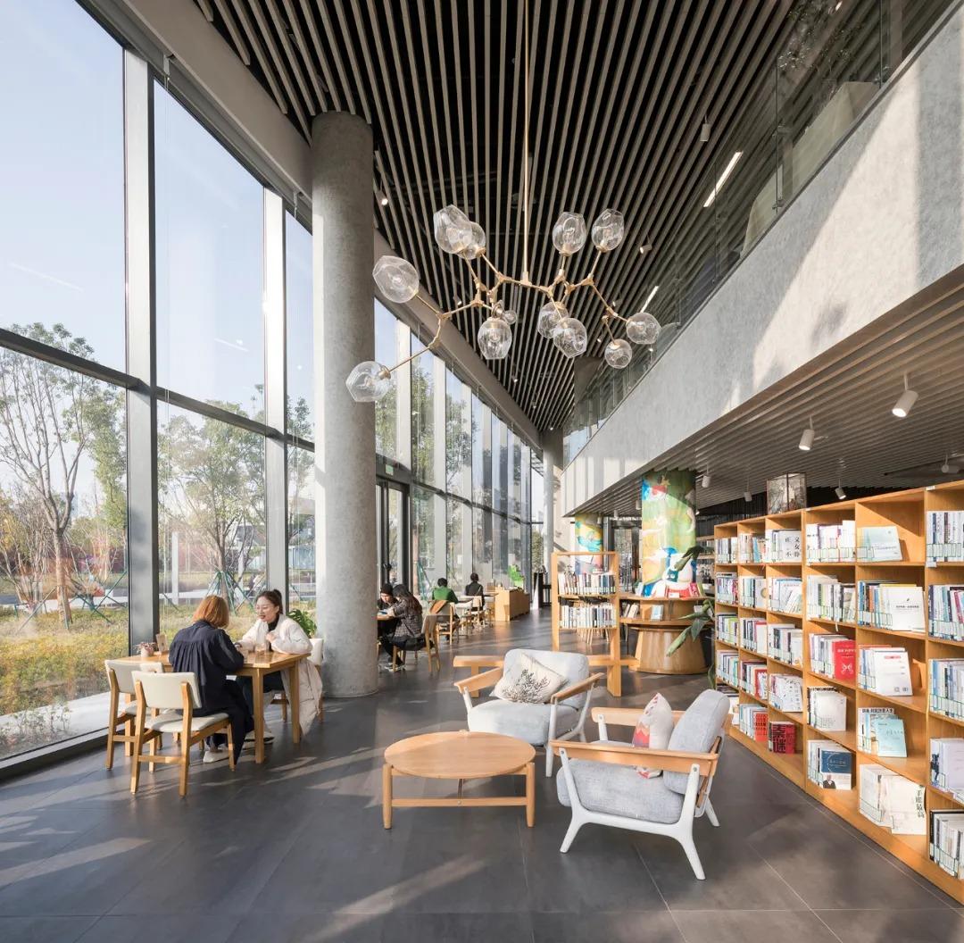 宁波图书馆新馆 建筑设计 / SHL