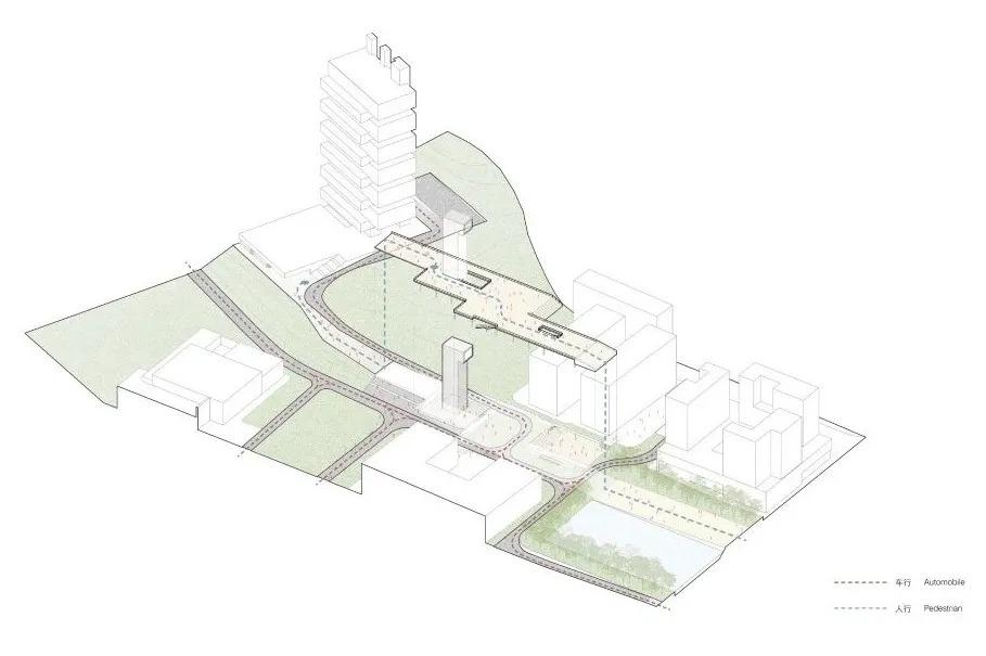 香港中文大学深圳校区二期建筑方案设计 / 迹TAO
