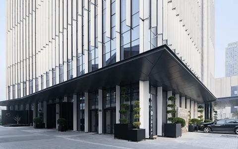 宁波真和大厦 建筑letou国际米兰下载 / DC国际