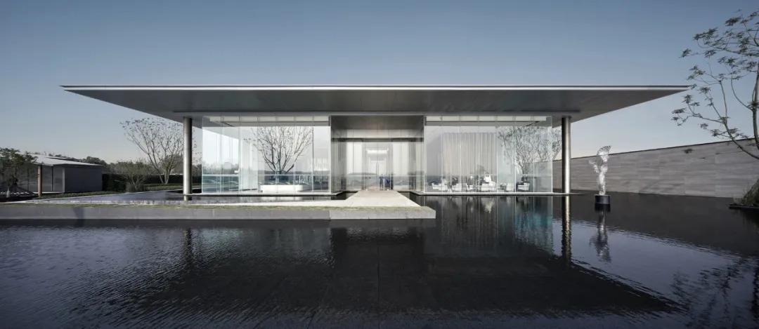 成都中粮观澜祥云展示中心 建筑设计 / AAI国际建筑