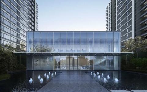 杭州沁澜雅轩示范区 建筑letou国际米兰下载 / AAI国际建筑