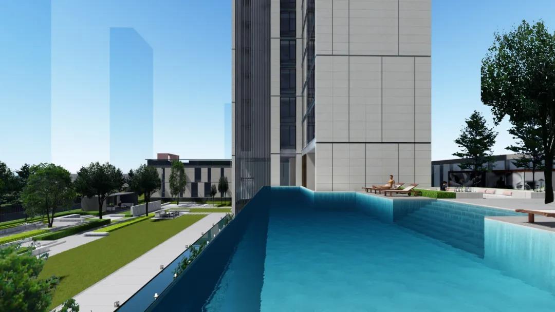 深圳天健公馆 建筑设计 / 立方设计