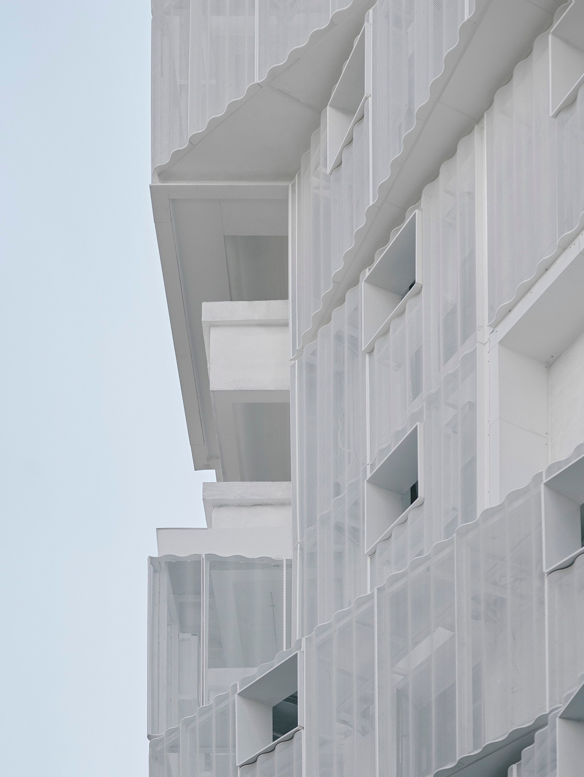 广州万科五羊泊寓PORT 改造设计/ 间筑设计