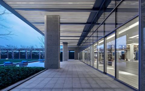 杭州万科西雅图社区 建筑letou国际米兰下载 / AAI国际