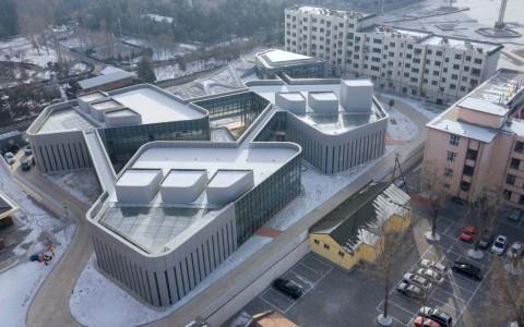 鄂尔多斯 那和雅幼儿园 建筑letou国际米兰下载 / WEI 建筑letou国际米兰下载