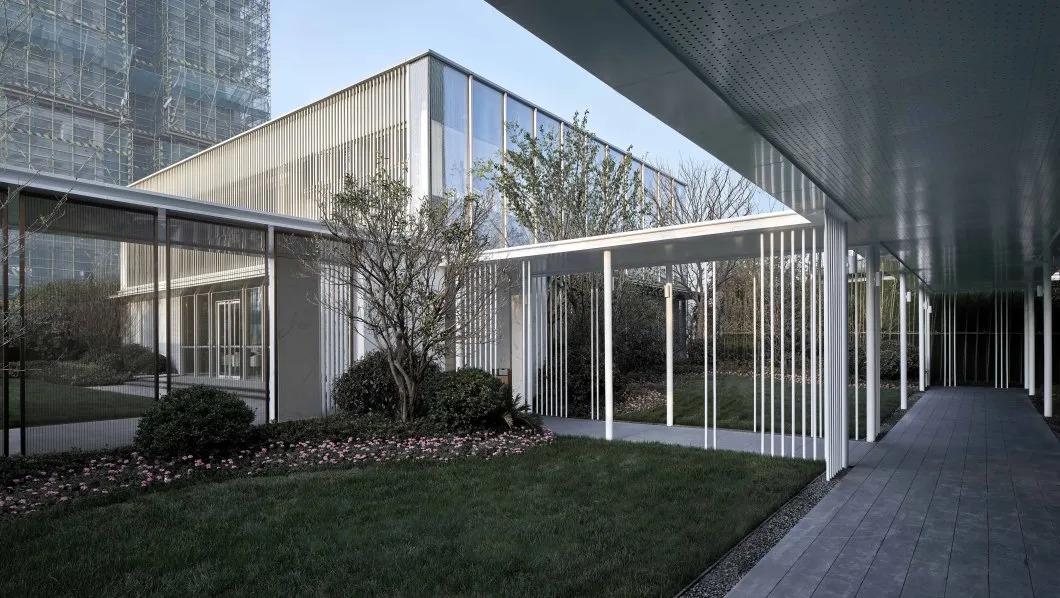 杭州沁澜雅轩示范区 建筑设计 / AAI国际建筑