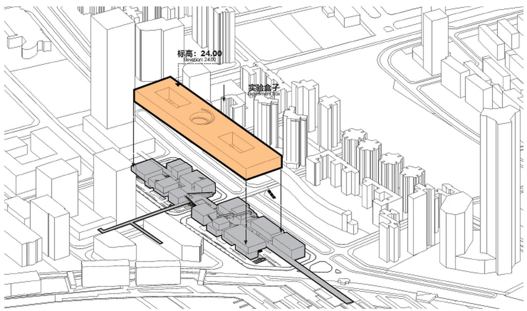 深港科技创新合作区深方园区首批项目 /  一境建筑设计