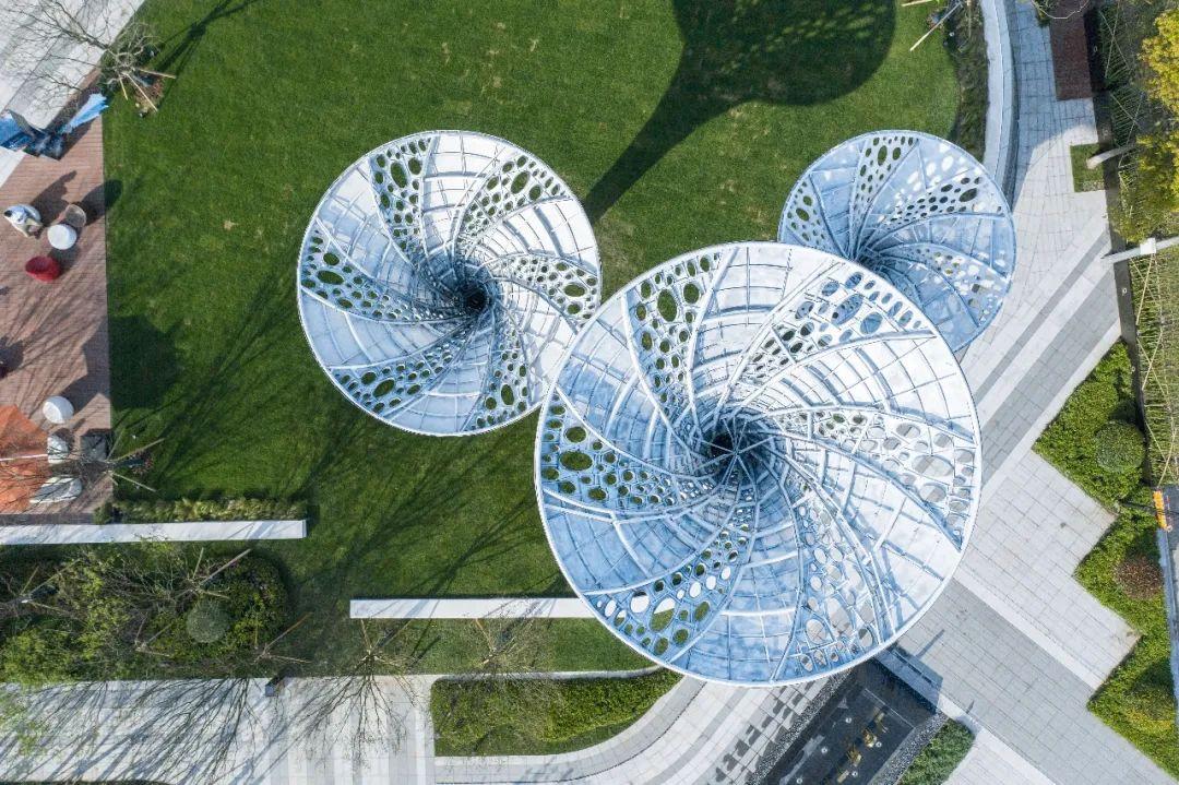 万科嘉兴·环萃园 景观设计 /  MPG摩高景观设计
