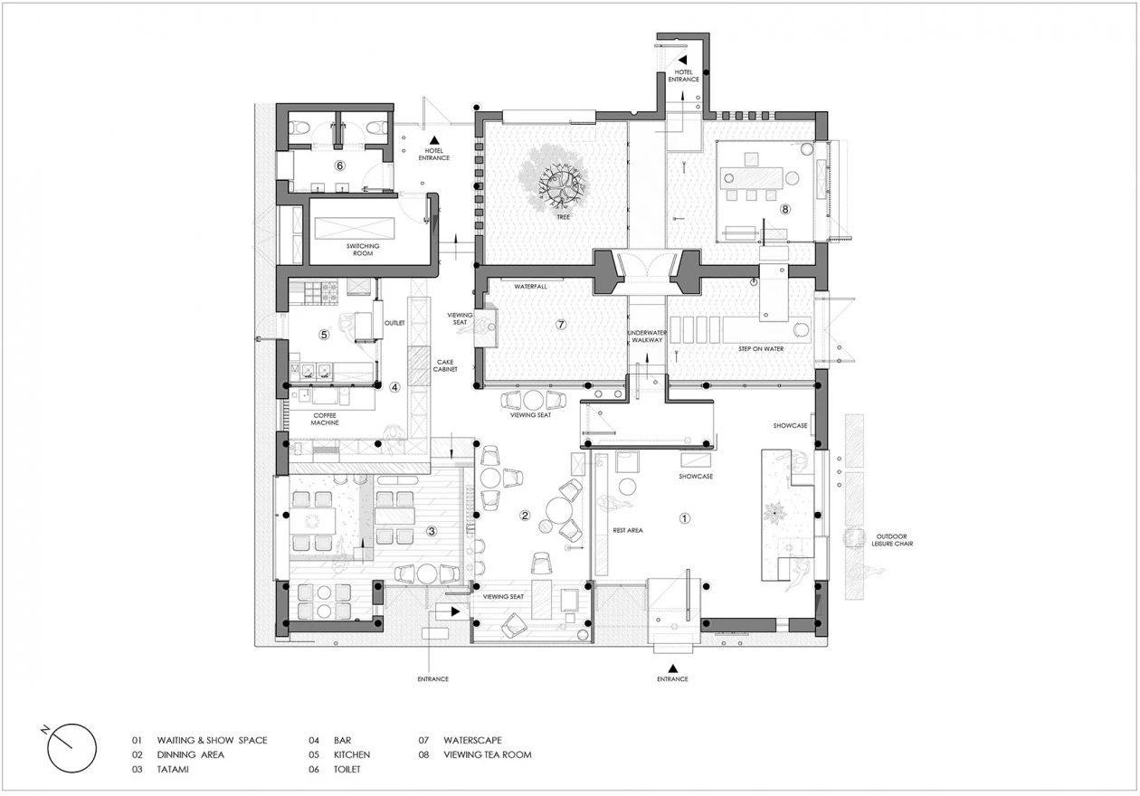 无锡 d u 渡咖文集 / 本哲建筑设计