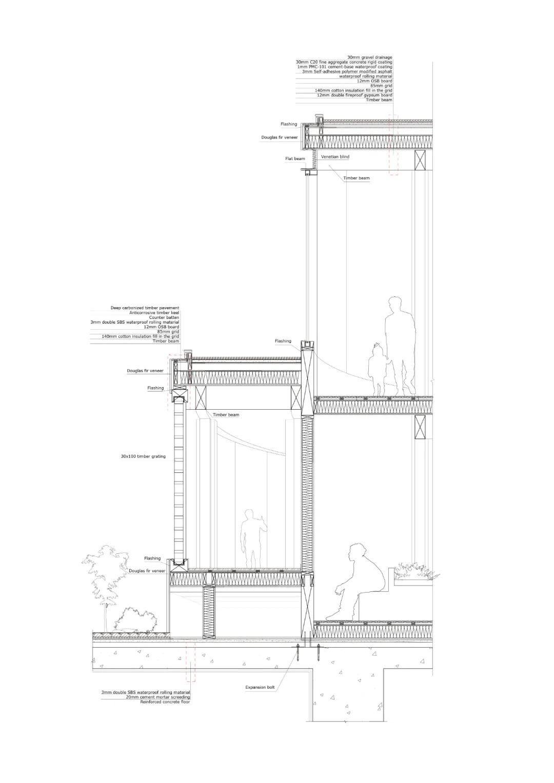独山驿站 建筑设计 /  DnA建筑事务所