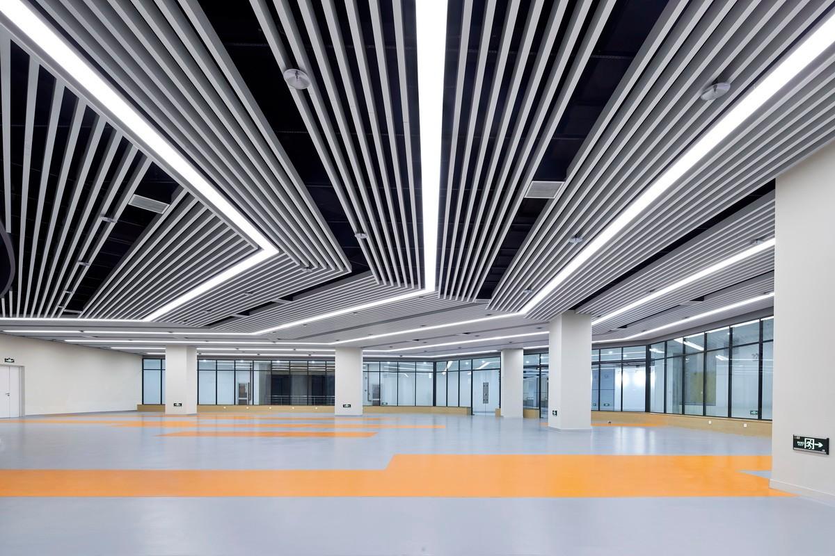 复旦江湾校区新建综合体育馆 / 同济大学建筑设计研究院