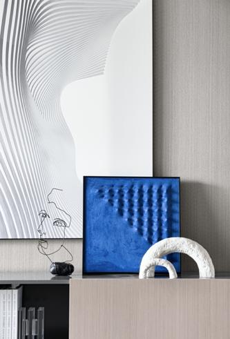 杭州 金地商置·悦风华精装样板间 室内设计 / 易和设计