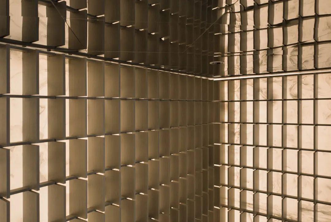 杭州金翰凤玺云著销售中心   室内设计 /  矩阵纵横
