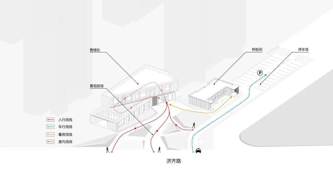 济南弘阳君逸府 建筑设计 / 水石设计