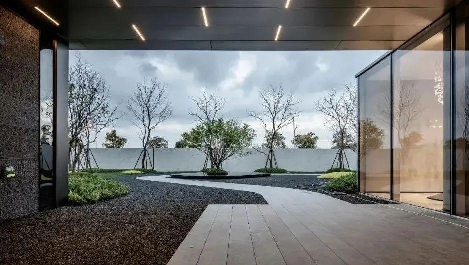 温州旭辉外滩·江月湾示范区  建筑设计 / 上海天华