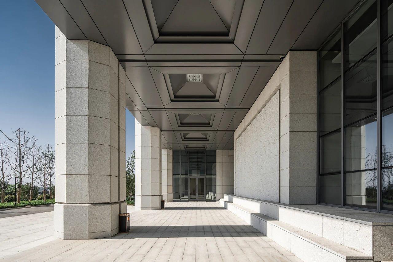 清照文化中心 建筑设计/ 同圆集团