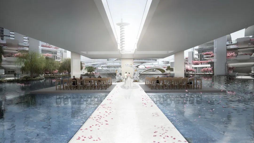 深圳小梅沙片区主要城市更新单元 建筑设计  /  AUBE欧博设计